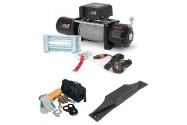 Smittybilt XRC8 Recovery Winch PAK WINPAK7 8,000 to 10,500 lbs. Electric Winches