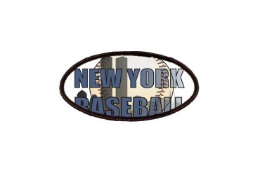 NYBASEBALL.jpg Sports Patches by CafePress