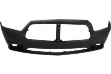2011-2014 Dodge Charger Bumper Cover Replacement Dodge Bumper Cover REPD010356P 11 12 13 14