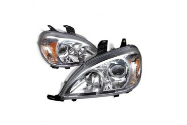 Spyder Auto Group Amber Projector Headlights 5021908 Headlight Replacement