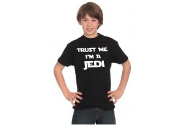 Trust Me I'm a JEDI Kids T-Shirt :: JEDI Star Wars Kids T-Shirt