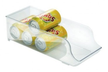 6 Pack Interdesign 70930 Fridge Binz Soda Org