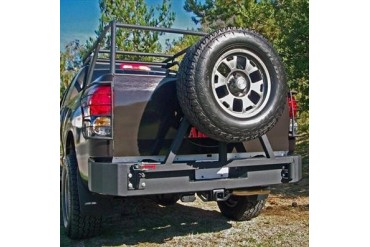 Body Armor 4x4 Toyota Tundra Swing Arm Carrier TN-5293 Tire Carriers