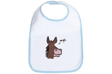 Hector Horse Horse Bib by CafePress