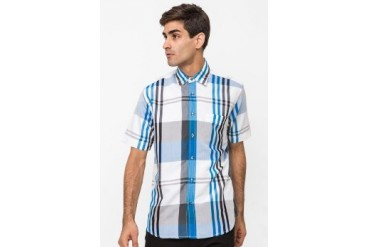 Intresse Casual Shirt Polynosic Check