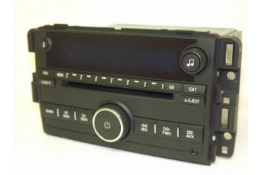 2006 Chevy Impala amp Monte Carlo Radio AM FM 6 Disc CD w Aux Input 15887276