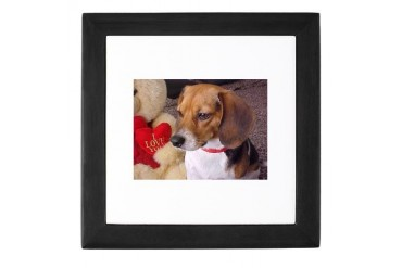 Beagle Keepsake Box by CafePress