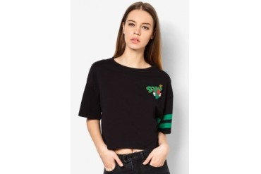 Pestle & Mortar Fly Squad Crop Top