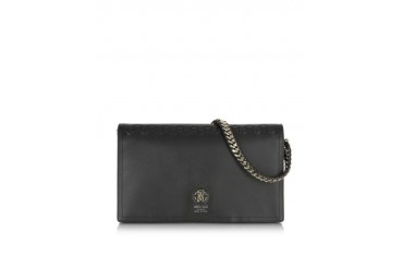 Regina Leather Clutch
