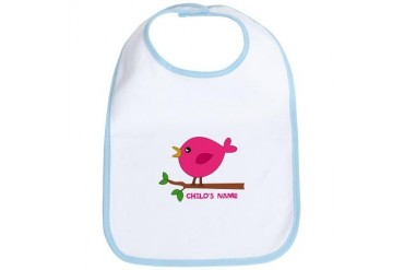Cute Bib by CafePress