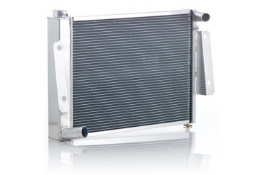 Be Cool Dual Core Radiator Module Assembly for GM V8 Engines with Standard Transmission 80222 Radiator