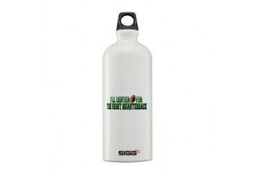 Ill Center Sports Sigg Water Bottle 0.6L by CafePress