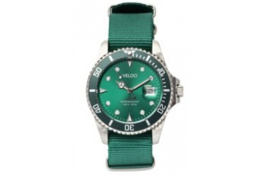 Green Voyager Collection 40mm Watch
