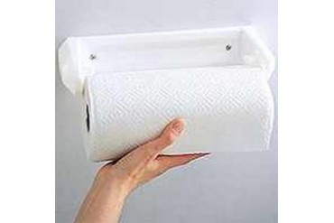 Rubbermaid Paper Towel Holder-White