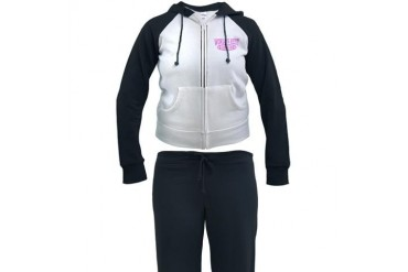 World's Best Bubbie Jewish Women's Tracksuit by CafePress