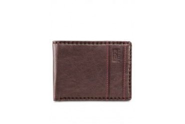 RAV Design Slim Leather Wallet