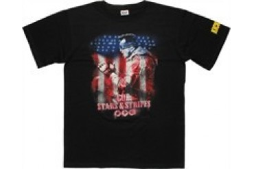 Kick-Ass 2 Colonel Stars and Stripes T-Shirt