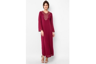 Amary Ceruti Long Dress