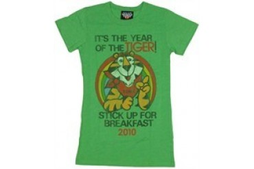 Kellogg's Tony It's the Year of the Tiger Baby Doll Tee by JUNK FOOD