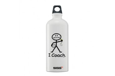 Sports Sigg Water Bottle 0.6L by CafePress