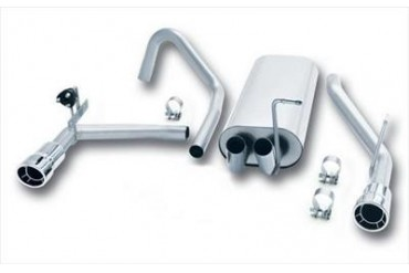 Borla Stainless Steel Exhaust System 14999 Exhaust System Kits