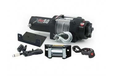 Smittybilt XRC3.0, 3,000 lb. Compact Winch 97203 3,000 to 6,000 lbs. ATV Winches