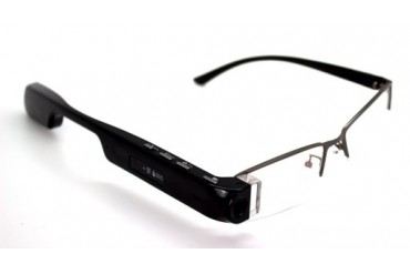Gestured Controlled HD 1080P BlueTooth Smart Glasses 16G