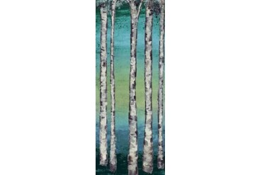 Tall Trees I Poster Print by Elizabeth Medley (10 x 20)