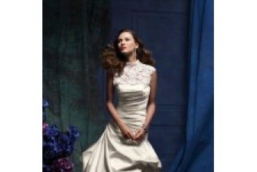"Alfred Angelo Sapphire ""In Stock"" Wedding Dress - Style 875J"