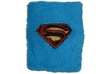 DC Comics Superman Returns Blue Wristband