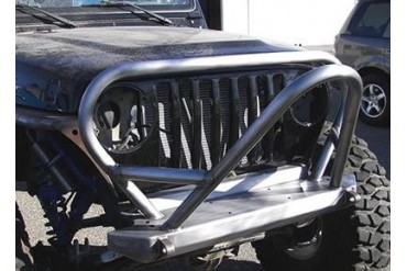 GenRight Bumper with Boulder Series Stinger FBB-2140 Front Bumpers