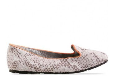 Senso Elite in Grey Snake Orange Piping size 5.0