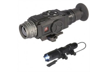 Thor Thermal Weapon Sights With Free Javelin Flashlight - Thor640-1.5x 640x480 30hz W/ Flashlight