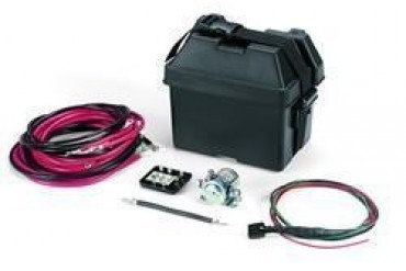 Warn Dual Battery Control Kit  77977 Dual Battery Isolator