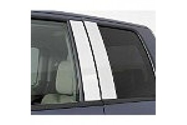 1999-2007 Ford F-250 Super Duty Pillar Trim Willmore Manufacturing Ford Pillar Trim 606802-1