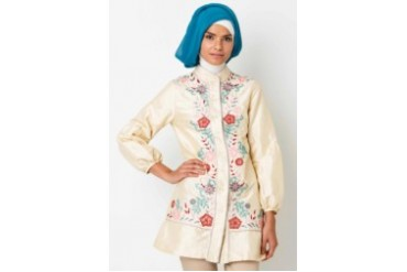 Sofie Design Blouse Muslim Bordir Payet