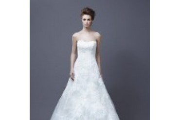 "Enzoani ""In Stock"" Wedding Dress - Style Hasina"