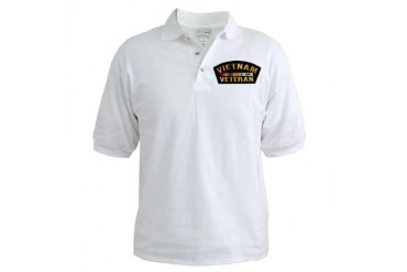 Vietnam Veteran Golf Shirt