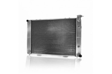 Griffin Thermal Products Performance Aluminum Radiator for Jeep Grand Cherokee with GM V8 and Automatic Transmission 5-593LD-BAX Radiator