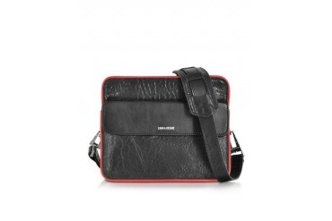 Black and Red Camera Bim Delux Bag