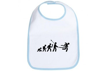 Marathon Runner Sports Bib by CafePress