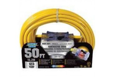 4 Pack Power Zone Orp511830 Extension Cord 50 12 3 Pro Sjtow