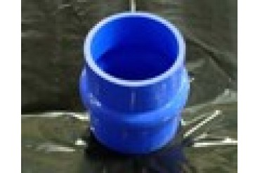TurboXS Silicone Hump Hose 51-51mm Blue