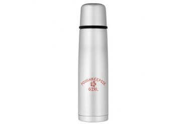 Poughkeepsie Pink Girl Large Thermos Bottle New york Large Thermosreg; Bottle by CafePress
