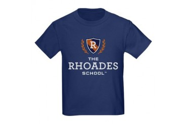 Rhoades Logo Kids Dark T-Shirt