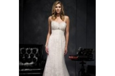 Kenneth Winston Wedding Dresses - Style 1518