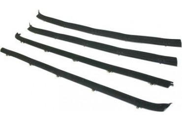 1981-1986 Chevrolet K5 Blazer Weatherstrip Seal Precision Parts Chevrolet Weatherstrip Seal WFK 1110 81 A 81 82 83 84 85 86