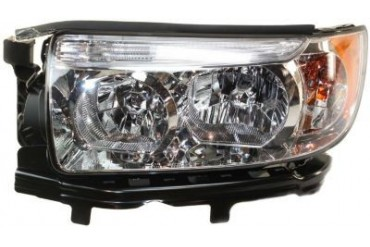2006 Subaru Forester Headlight Replacement Subaru Headlight RBS100104 06