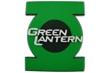 DC Comics Green Lantern Logo Resin Magnet