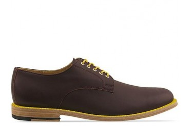 Caminando 2 Tone Plain Toe in Burgundy size 13.0